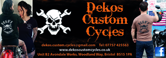 Dekos Custom Cycles